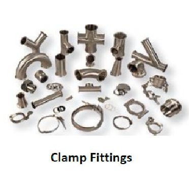 Dixon_Sanitary_Clamp_Fittings