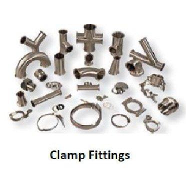 Dixon_Sanitary_Clamp_Fittings